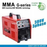 Buy cheap MMA welder 380V Industrial use three phase welder ARC 600 from wholesalers