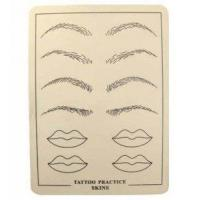 Wholesale Practice products Permanent Makeup Practice Skin Pad from china suppliers