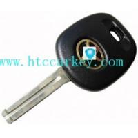 Buy cheap Toyota Transponder Key With 4C Chip (With logo) from wholesalers