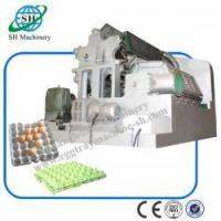 Buy cheap Double Rolling Paper Pulp Egg Tray Machine with Forming Mold Easy Operation from wholesalers