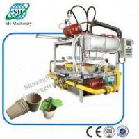 Buy cheap Environment Protection Tiltering Seedling Tray Making Machine from wholesalers
