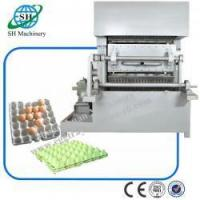 Buy cheap High Efficiency 8 Platens Paper Pulp Egg Tray Making Machine Machinery SHZ-2700 from wholesalers