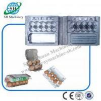High Quality Plastic Egg Carton Mold Machine for Factory