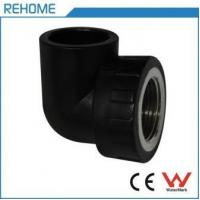 China PE HDPE Socket Fitting  Female Elbow on sale