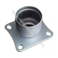 Welded Parts Flange With Tube Item NO.: WP0025