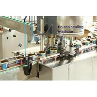 Buy cheap Tin Can Sealing Machine from wholesalers