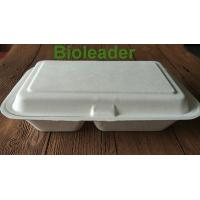 """Wholesale 9"""" x 6"""" 2-C Hinged Container from china suppliers"""
