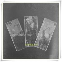 Wholesale Stock PVC Card holder.Garment accessories.PVC hanger from china suppliers