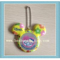 Wholesale PVC tag. Colorful PVC hang tag with metal ring from china suppliers