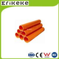 Wholesale PVC pipe and fittings Good quality c pvc 50mm electrical conduit pipe from china suppliers