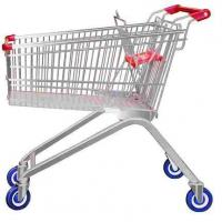 Buy cheap Wire rack RP207-Shopping trolley from wholesalers