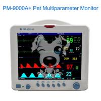 Buy cheap PM-9000A+ Pet Monitor PM-9000A+ pet multiparameter monitor from wholesalers