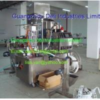 Buy cheap DELI-CL3Closure liner inserting machine from wholesalers
