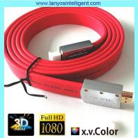 Wholesale HDMI Cable Double shield Big flat cable from china suppliers