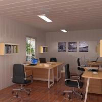 Buy cheap Container Houses Movable Light Weight Steel House from wholesalers