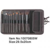 Wholesale 10 Pcs Makeup Brush Kit 10070805W from china suppliers