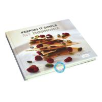 Cook book/catalogue/ brochure/Magazine Printing Manufactures