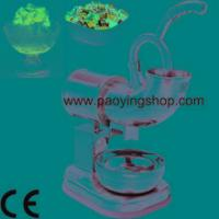 China Commercial Use 110v 220v Electric Fruit Vegetable Snow Cone Ice Crusher Machine on sale