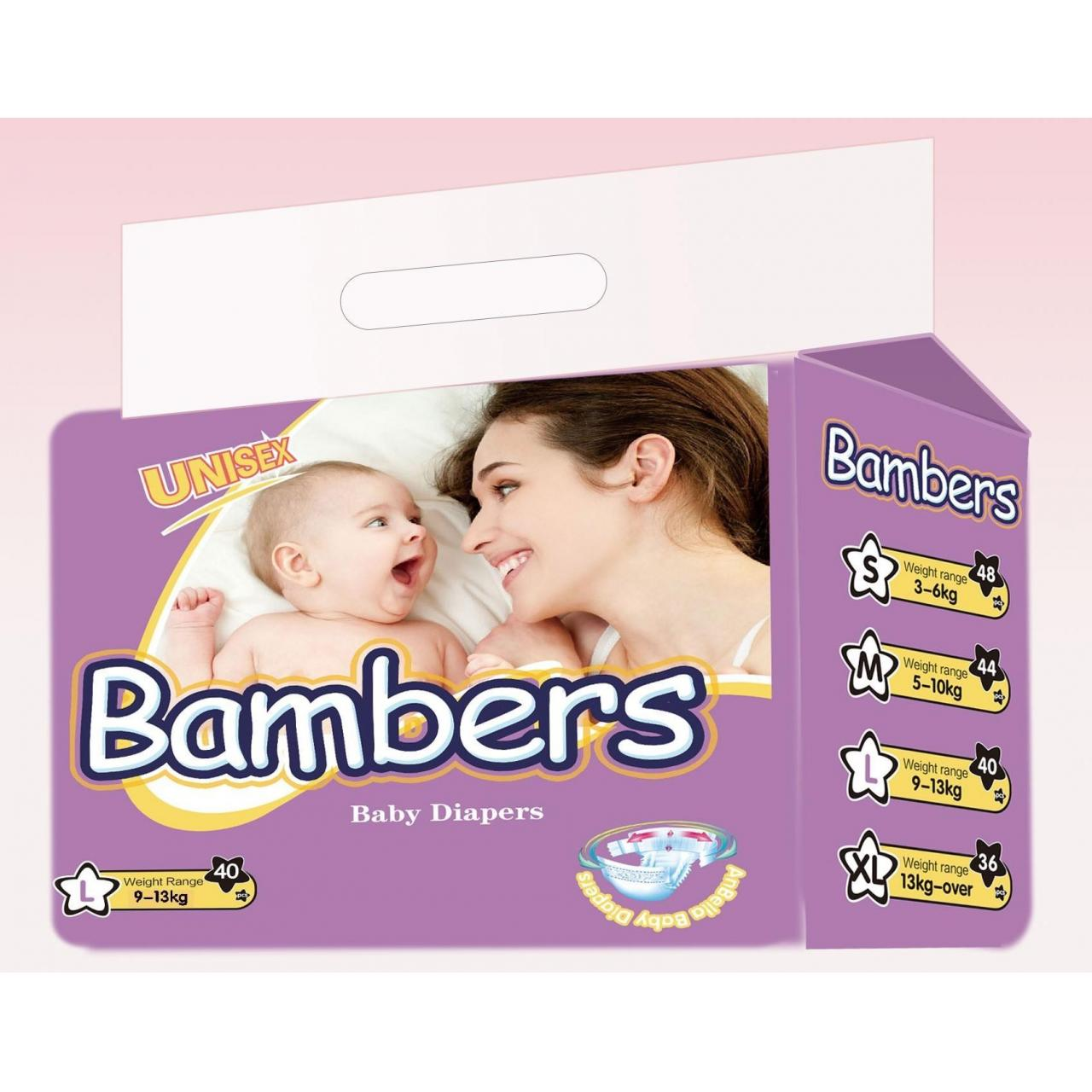 Baby Diapers baby L