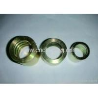 Buy cheap CNC machining parts Ferrule fittings from wholesalers