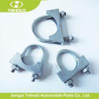 Buy cheap Exhaust pipe silencer series U type clamps (nut: M10) from wholesalers
