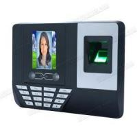 Buy cheap Biometrics and RFID Based Face Scanner Clock System from wholesalers