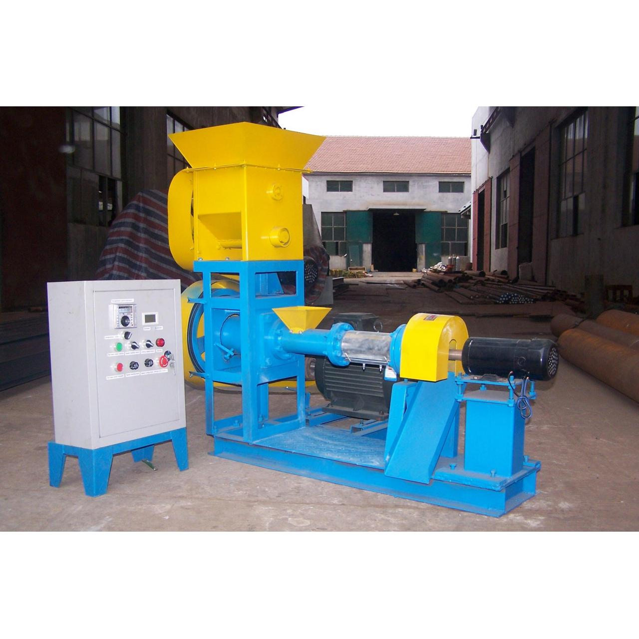 Fish Feed Production Line Home > products > Fish Feed Production Line >