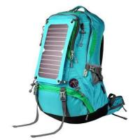 Wholesale Waterproof Solar Power Battery Charger Panel Solar Backpack Manufactures