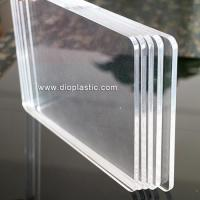 Wholesale acrylic sheet clear 4x8 acrylic sheet from china suppliers