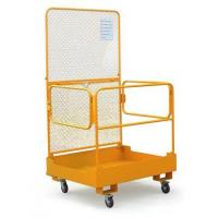 Buy cheap Forklift truck manned platform from wholesalers