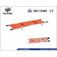 Buy cheap Telescopic Folding Ambulance Stretcher with 2 or 4 parts from wholesalers
