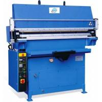 Buy cheap Hydraulic leather belt plating machine 135cm Hydraulic leather belt plating machine from wholesalers