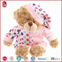 Infant Toys Colourful Dressed Bear Manufactures