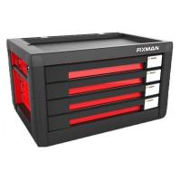 Wholesale Tool Storage New 4 Drawers Rolling Mobile Top Tool Chest Solution from china suppliers