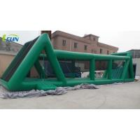 New inflatables Inflatable zip line Product ID:IF-SO002 Manufactures