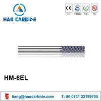 Buy cheap HM-6EL solid carbide end mills manufacturer from wholesalers