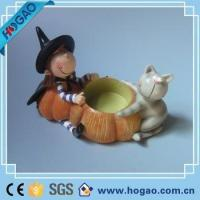 Buy cheap Vintage Art Polyresin Ashtray Pumpkin Ashtray from wholesalers