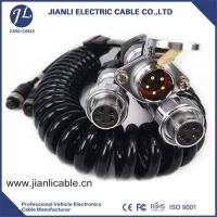 Buy cheap Replacement Reverse camera Cable Car 5 Pin To 4 Pin Connectors Caravan from wholesalers