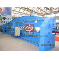 High Efficient Boiler Wind Tower Production Line , Plate Beveling Manufactures