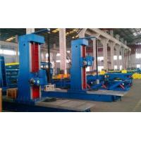 Buy cheap T - beam Box Beam Welding Production Line / End Face Milling Machine from wholesalers