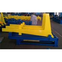 Overturning Hydraulic Tilter , Hydraulic Industrial Tilt Table Manufactures