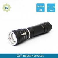 Wholesale Zoom Small Hunting Flashlight from china suppliers