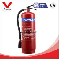Buy cheap 6kg Dry powder fire extinguisher VD01N-06 product