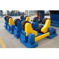 Buy cheap Self Aligning Pipe Welding Rotator for tank , pipe welding equipment from wholesalers