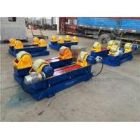 Buy cheap 6T Special Designed Assembling Rotator with PU rollers , France Schneider Inverter from wholesalers