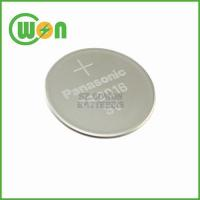 Buy cheap Panasonic CR2016 Button Cell Lithium Coin Cell from wholesalers