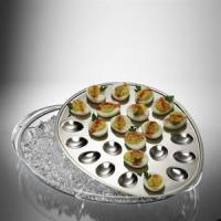 Wholesale YK-A112 eggs stay fresh and pretty on stainless steel ice tray YK-A112 from china suppliers
