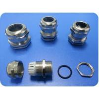 Buy cheap Nickel-plated Brass Cable Gland (G Thread) from wholesalers
