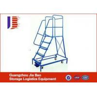 OEM Single Side Removeable Steel Truck Step Ladder Trolley Corrosion Protection