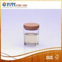 Wholesale Scented candle in glass jar with wood lid from china suppliers